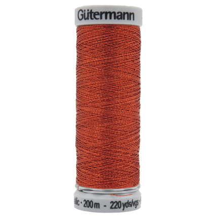 Col. 7014 Gutermann Sulky Metallic 200m - Red